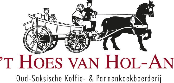 Oud Saksische Koffie- & Pannenkoekboerderij 't Hoes van Hol-An omgeving